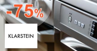 Spotrebiče Klarstein až -75% zľavy na Klarstein.sk