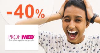 Starostlivosť o zuby až -40% zľavy na ProfiMed.eu