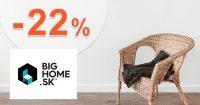 Stolička Neapol v akcii -22% zľava na BigHome.sk