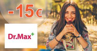 Taška za 15€ ZDARMA k nákupu Vichy na DrMax.sk