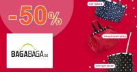 Akcie na tašky a kabelky až -50% na BagaBaga.sk