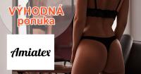 Tangá ako darček k nákupu na Amiatex.sk
