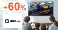 Výpredaj televízorov až -60%