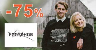 Tenisky a oblečenie až -75% zľavy na FootShop