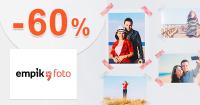 Tlač fotiek a foto-darčeky až -60% na EmpikFoto.sk