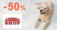 Top tovar pre chovateľov až -50% na AndreaShop.sk