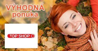 Garancia okamžitej výmeny zásielky na TopShop.sk