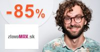 Tovar v zľave alebo akcii až do -85% na ZlavoMax.sk