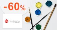 Umelecké potreby až -60% na MaliarskePlatno.sk