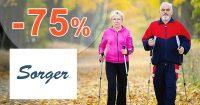 Víkendové pobyty so zľavou až -75% na Sorger.sk