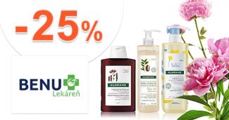 Vlasová kozmetika až -25% zľavy na BenuLekaren.sk