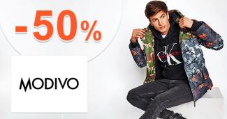 Športové oblečenie až -50% zľavy na Modivo.sk
