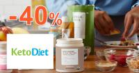 Výhodná ponuka až -40% zľavy na KetoDiet.sk