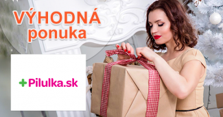 Výhodná ponuka pre Pilulka.sk