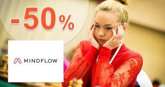 Výhodné balíčky až do -50% zľavy na Mindflow.cz