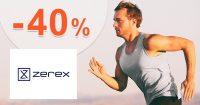 Výhodné balíky až o 40% lacnejšie na Zerex.sk