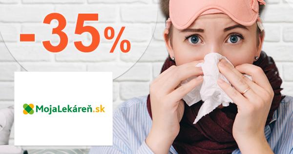 Výhodné balenia až -35% na MojaLekaren.sk