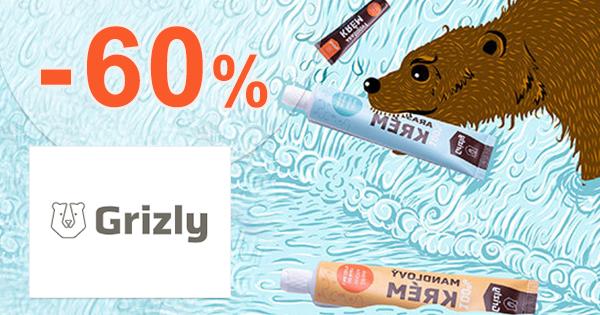 Výhodné sady až -60% zľavy na Grizly.sk
