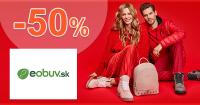 Výpredaj až -50% na eObuv.sk