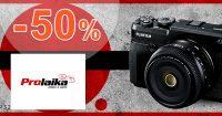 Výpredaj až -50% zľavy a akcie na ProLaika.sk