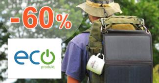 Výpredaj až -60% na EcoProdukt.sk