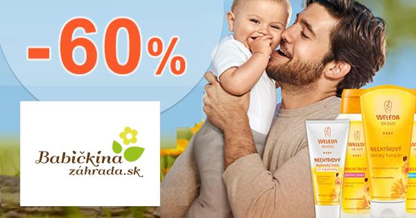 Výpredaj až -60% zľavy na BabičkinaZáhrada.sk