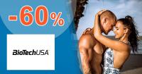 Výpredaj až -60% zľavy na BioTechUSA.sk