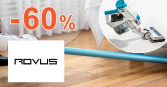 Výpredaj až -60% zľavy na ROVUS.sk