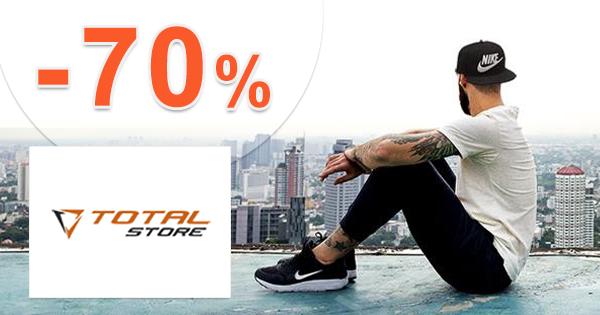Výpredaj až -70% na Total-store.sk, kupón