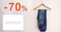 Výpredaj až -70% zľavy na GentlemanStore.sk