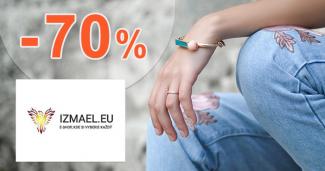 Výpredaj až -70% zľavy na Izmael.eu