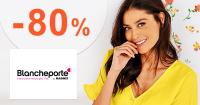 Výpredaj až -80% na BlanchePorte.sk