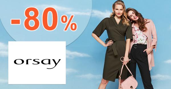 c8fed9a1d0e2 Výpredaj až -80% na módu na Orsay.com