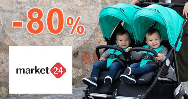Výpredaj až -80% zľavy a akcie na Market24.sk