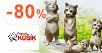 Výpredaj až -80% zľavy a akcie na VelkyKosik.sk