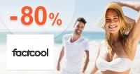 Výpredaj až -80% zľavy na FactCool.sk