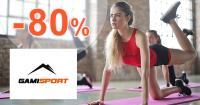 Výpredaj až -80% zľavy na GamiSport.sk