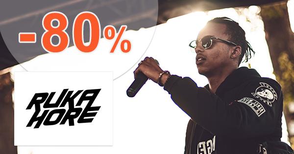 Výpredaj až -80% zľavy na shop.RukaHore.sk
