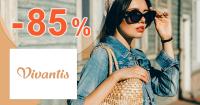Výpredaj až -85% zľavy na Vivantis.sk
