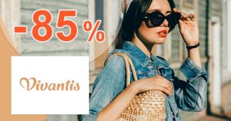 Výpredaj dámskej kozmetiky až -85% na Vivantis.sk
