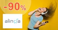 Zľavy na elektroniku až -90% na Alinda.sk