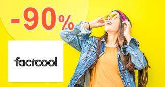 Výpredaj svetových značiek až -90% na FactCool.sk