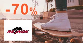 Výpredaj a zľavy -50% až -70% na RejnokObuv.sk