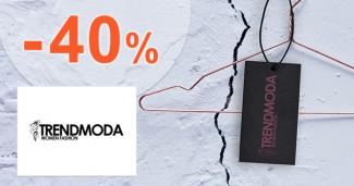 Výpredaj dámskeho oblečenia až -40% na Trendmoda.sk