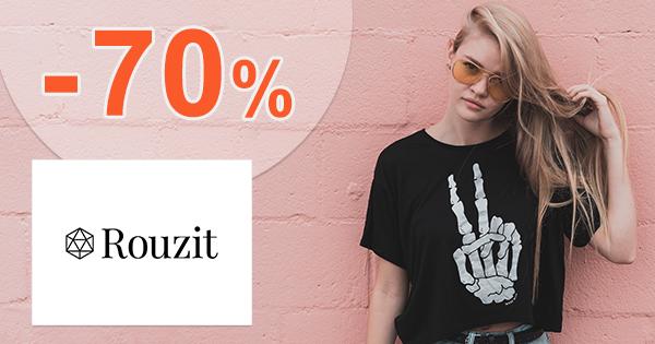 Výpredaj dámskej módy až -70% zľavy na Rouzit.sk