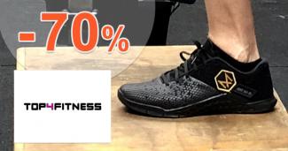 Výpredaj fitness obuvi až -70% na Top4fitness.sk