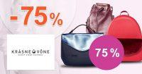 Výpredaj kabeliek až -75% zľavy na KrasneVone.sk
