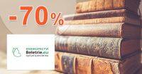 Výpredaj kníh so zľavami až do -70% na Beletrie.eu