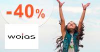 Výpredaj kolekcie pre deti až do -40% na Wojas.sk