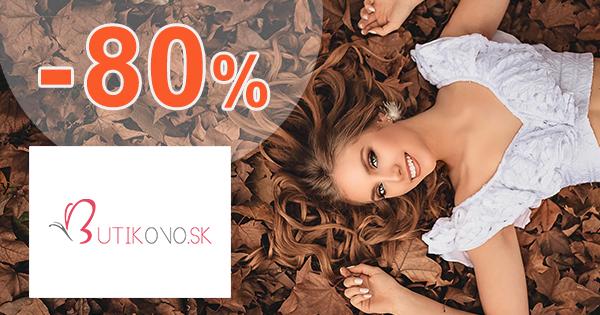 Výpredaj módy až -80% zľavy na Butikovo.sk